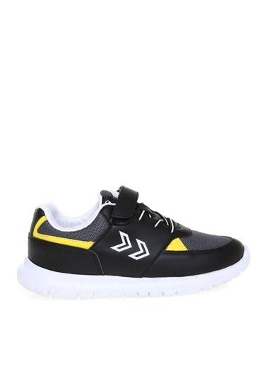 Hummel Hummel Siyah - Gri Yürüyüş Ayakkabısı Siyah